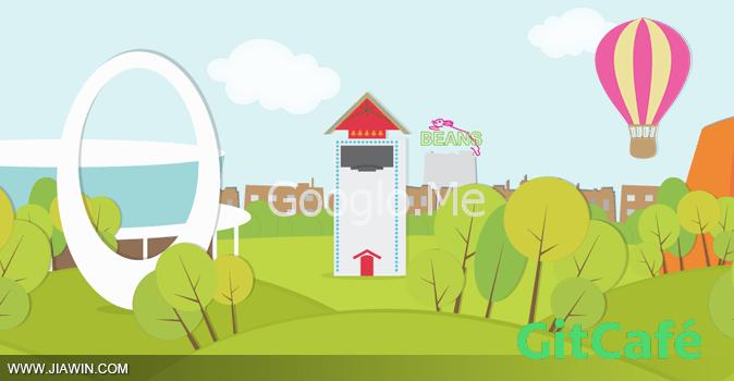 HTML5+CSS3城市场景动画-极客公园
