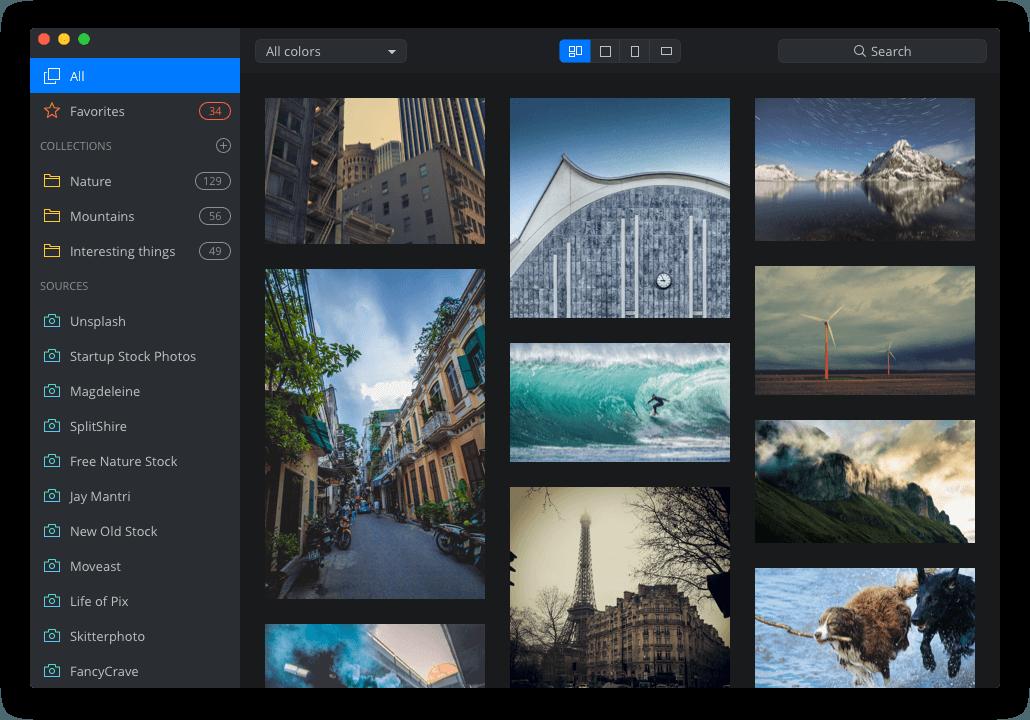 Zoommy:高清图片素材网站一站式下载体验