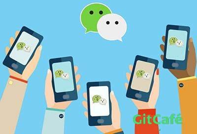 Git主题微信推送具体设置-极客公园