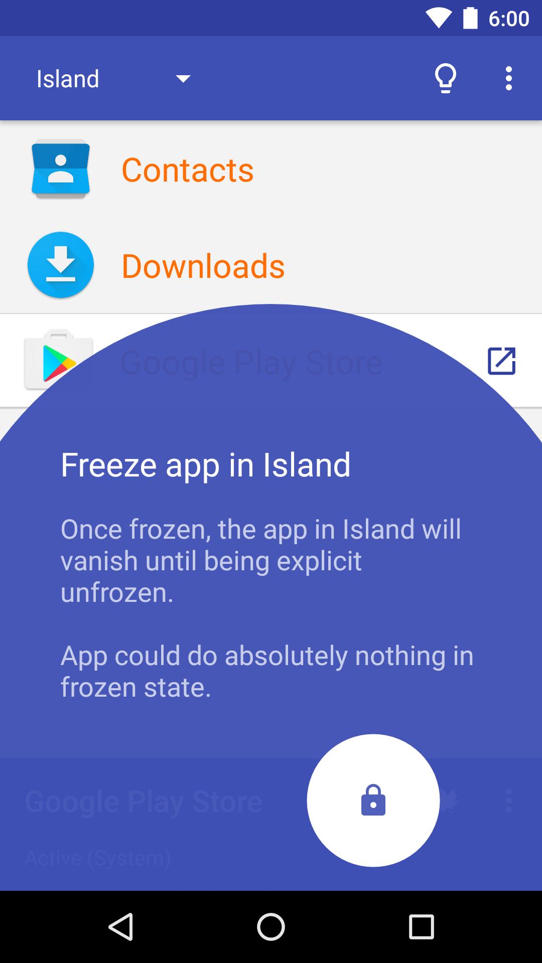 岛island:一款神奇纯净的双开应用