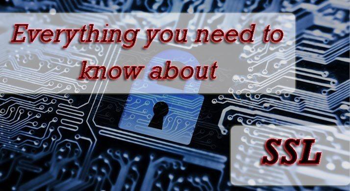 什么是SSL?来认识一下什么是SSL吧