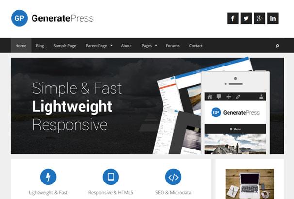2015年3月最佳免费WordPress主题推荐
