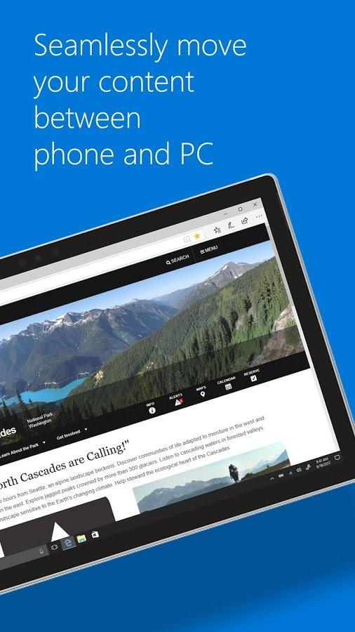 [图]微软Edge浏览器上架Google Play商城-极客公园