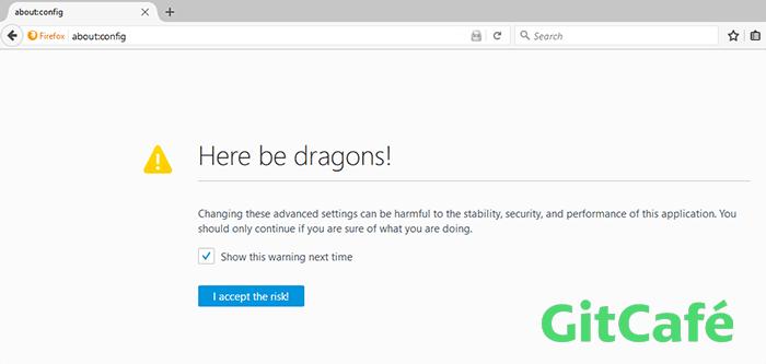 不能错过的火狐浏览器的 23 个 about:config 优化技巧