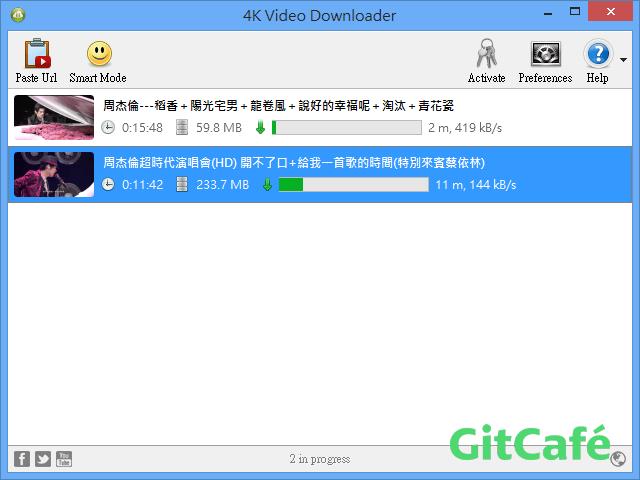 4K Video Downloader 免费视频下载工具-极客公园