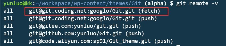 Git代码版本控制技巧:同时管理推送多个仓库