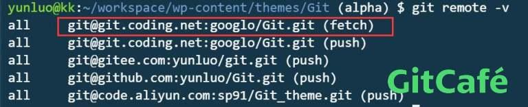 Git代码版本控制技巧:同时管理推送多个仓库-极客公园
