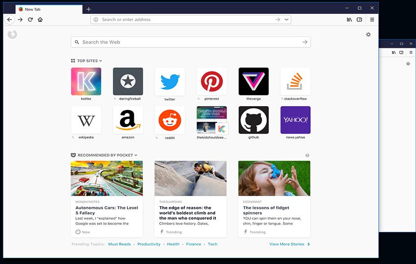 关闭火狐浏览器自带的成人网站过滤器
