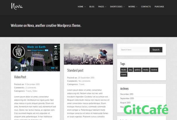2015年3月最佳免费WordPress主题推荐-极客公园